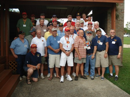 Group Photo at 2009 Reunion, New Orleans